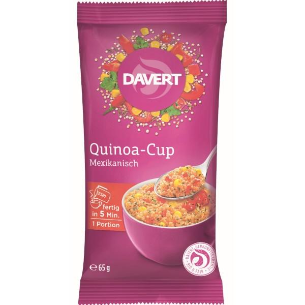 Quinoa-Cup mexican-style Έτοιμο γεύμα κινόα με κουσκούς & τσίλι