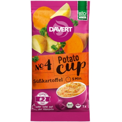 Potato-Cup sweet potato No4Έτοιμο γεύμα με πατάτα & γλυκοπατάτα