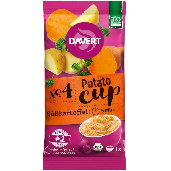 Έτοιμο Γεύμα με Πατάτα & Γλυκοπατάτα, 57 γρ., Bio, Davert