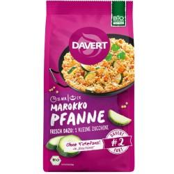 Έτοιμο Γεύμα Marokko με Κεχρί & Λαχανικά, 170γρ., Bio, Davert