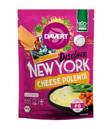 Έτοιμο εύμα με πολένταNew York Cheese Polenta