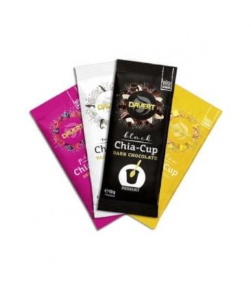 Chia-Cup White Vanilla DreamΠουτίγκα τσία με βανίλια