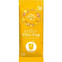 Chia-Cup Yellow Shiny MangoΠουτίγκα τσία με μάνγκο