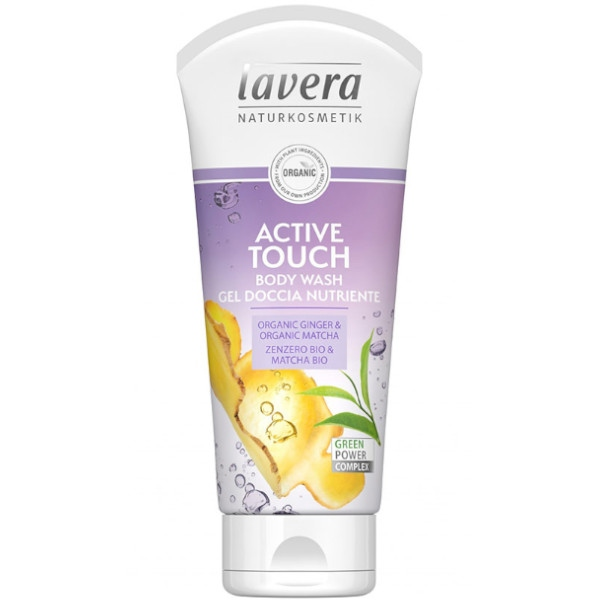 Αφρόλουτρο Active Touch, 200 ml, Bio, Lavera