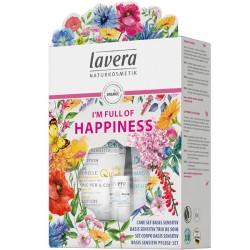 """Σετ """"I'm Full Of Happyness"""" Lavera"""