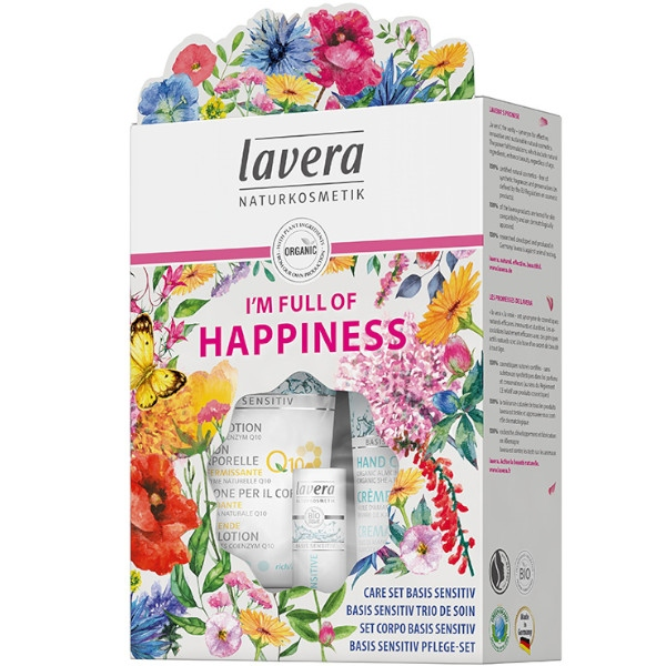 "Σετ ""I'm Full Of Happyness"" Lavera"