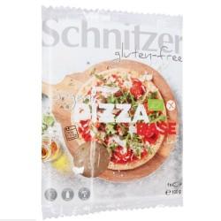 Βιολογική Βάση Πίτσας χωρίς Γλουτένη, 100γρ., Bio, Schnitzer