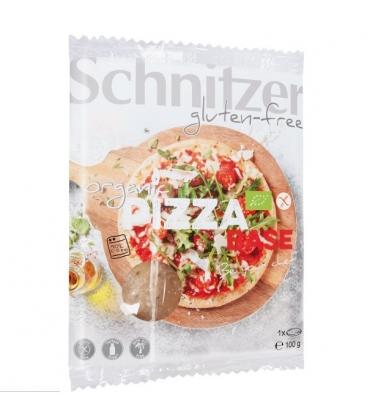 Βιολογική Βάση Πίτσας χωρίς Γλουτένη ,300γρ., Bio, Schinitzer