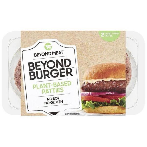 Μπιφτέκια Vegan, 2x113γρ., Beyond Burger
