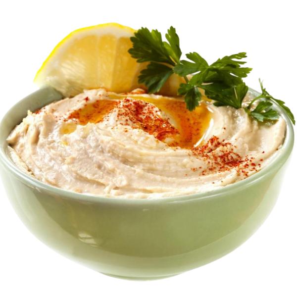 Χούμους με Ταχίνι & Ελαιόλαδο, Ελληνικό, Γιάμ