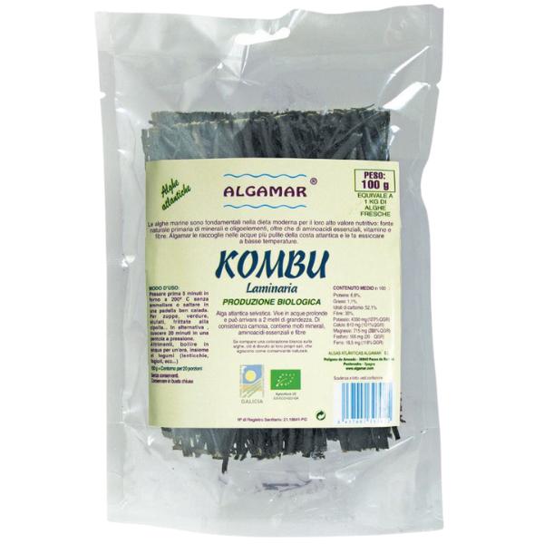 Βιολογικά Φύκια Kombu Bio 100γρ., Probios