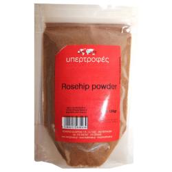 Rosehip Powder Αγριοτριανταφυλλιά 125γρ., Health Trade