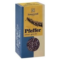 Βιολογικό Μαύρο Πιπέρι, Ολόκληρο, 55 γρ., Bio, Sonnentor