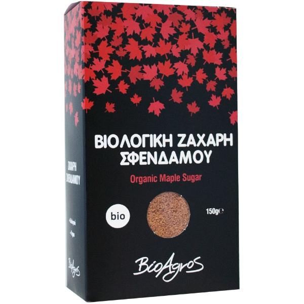 Βιολογική Ζάχαρη Σφένδαμου, 150γρ., Βιοαγρός