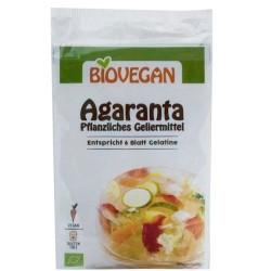 Βιολογικό Γλάσο (Ζελατίνη), Vegan, Χωρίς Γλουτένη, 2Χ6 γρ., Bio, Biovegan