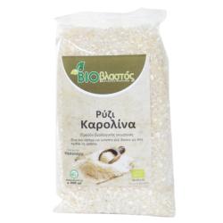 Βιολογικό Ρύζι Καρολίνα, 500 γρ., Bio, Βιοβλαστός