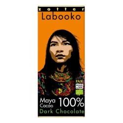 Βιολογική Σοκολάτα Maya Cacao, 100%, Labooko Zotter