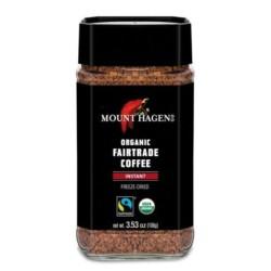 Βιολογικός Καφές Στιγμής, 100 γρ., Bio, Mount Hagen