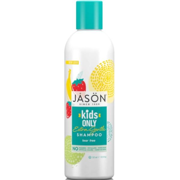 Σαμπουάν για Παιδιά Έξτρα Απαλό 520ml, Jason