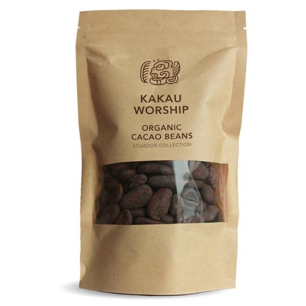 Βιολογικοί Σπόροι Κακάο, 150 γρ., Bio, Kakau