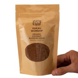 Βιολογική Ζάχαρη Καρύδας, 150 γρ., Bio, Kakau
