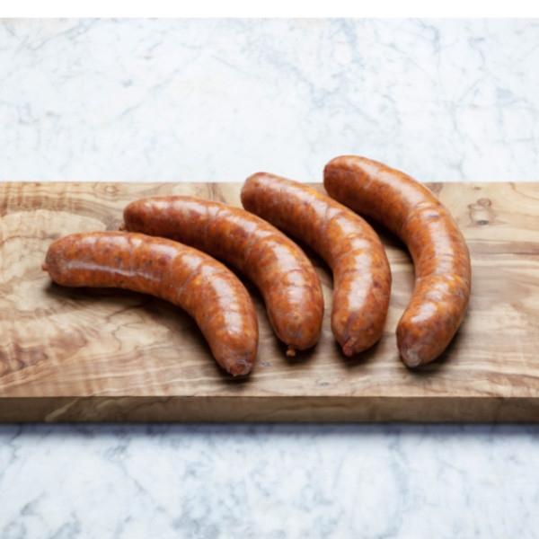 Βιολογικό Λουκάνικο Chorizo από Χοιρινό Iberico, Bio, Kermes