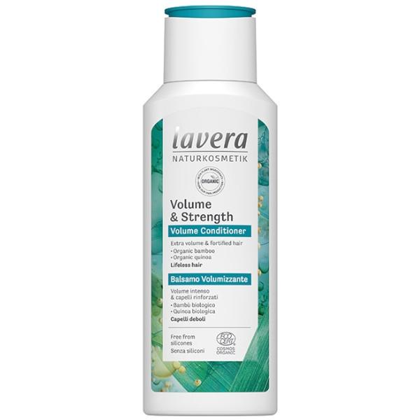 Βιολογική Κρέμα Μαλλιών για Όγκο Volume & Strength, 200 ml, Bio, Lavera