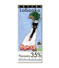 Βιολογική Σοκολάτα Γάλακτος Panama 35% Bio 70γρ Labooko Zotter