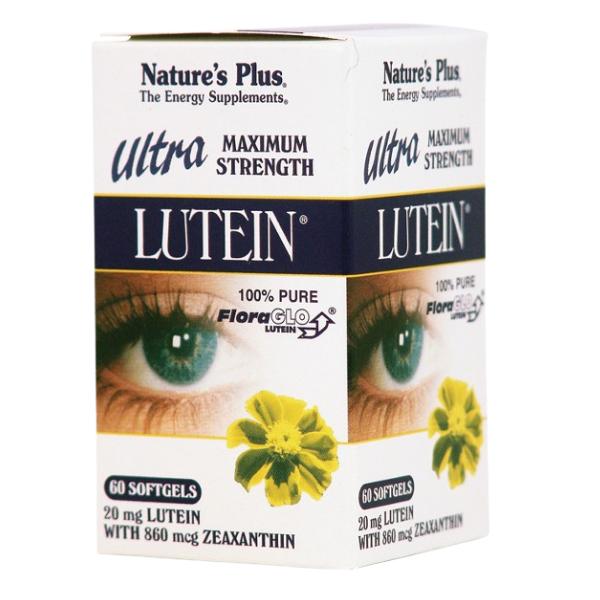 Lutein Rx-Eye 60 κάψουλες, Nature's Plus