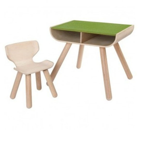 Τραπέζι & Καρέκλα, Plantoys