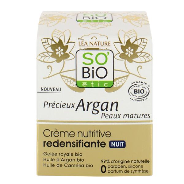 Redensifying nourishing NIGHT CREAM 50 ml