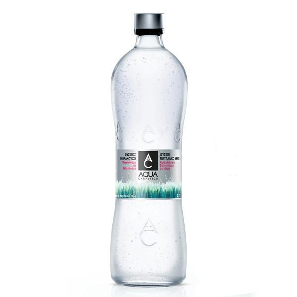 Φυσικό Ανθρακούχο Νερό, 750 ml, Carpatica