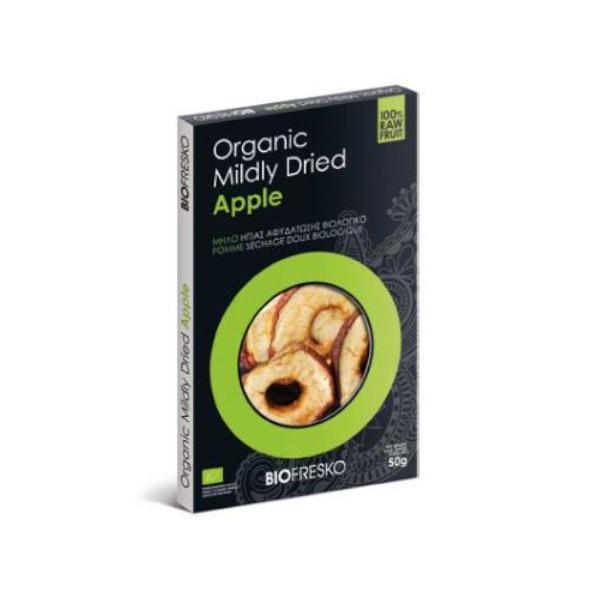 Βιολογικό Μήλο Ήπιας Αφυδάτωσης Bio 50γρ., Ελληνικό, Βιοφρέσκο