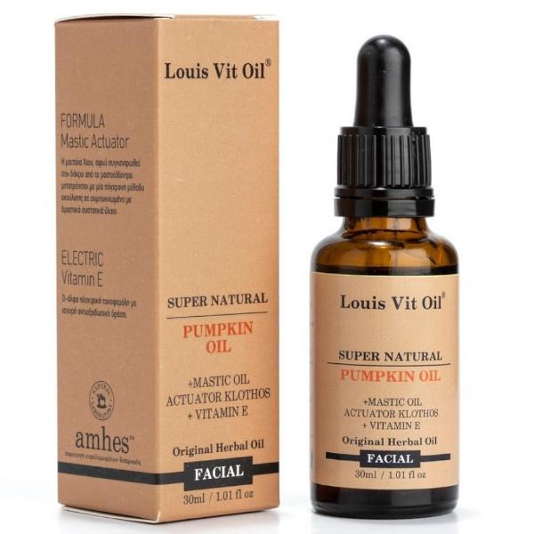 Pumkin Facial Oil, 30ml, Louis Vit Oil