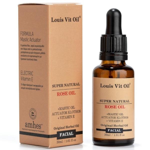 Rose Hip Facial Oil, 30ml, Louis Vit Oil