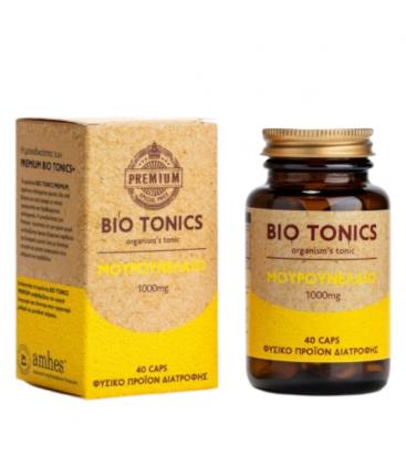Μουρουνέλαιο 1000, 40 κάψουλες, Bio, Premium Bio Tonics+