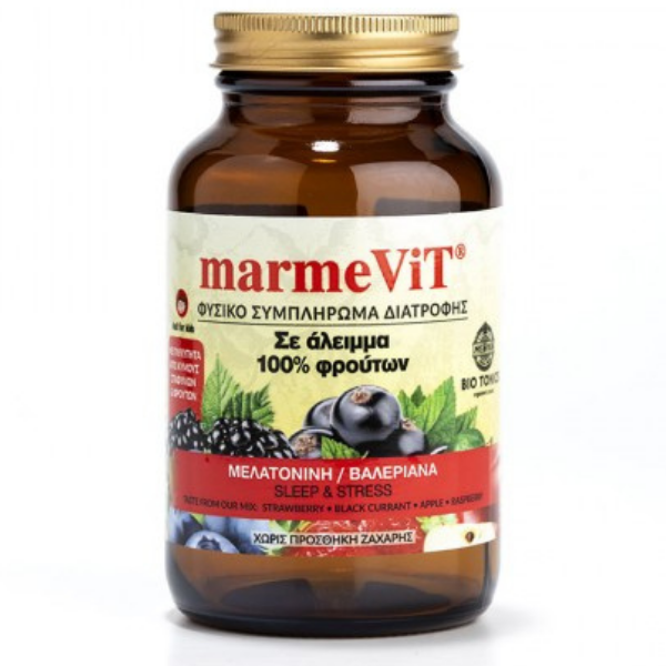 Sleep & Stress, 262 γρ., Marmevit