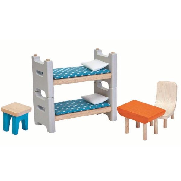 Παιδικό Δωμάτιο, Plantoys, Ξύλινο, Οικολογικό, Εκπαιδευτικό, Παιχνίδι