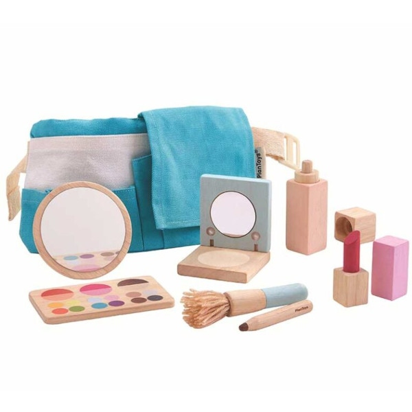 Make up, Set Plantoys, Ξύλινο, Οικολογικό, Εκπαιδευτικό, Παιχνίδι