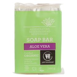 Βιολογικό Σαπούνι Αλόη, 100 γρ, Bio, Urtekram