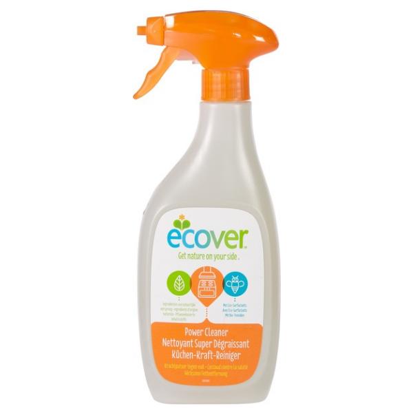 Υγρό Σπρέι Γενικού Καθαρισμού Power, 500 ml, Ecover