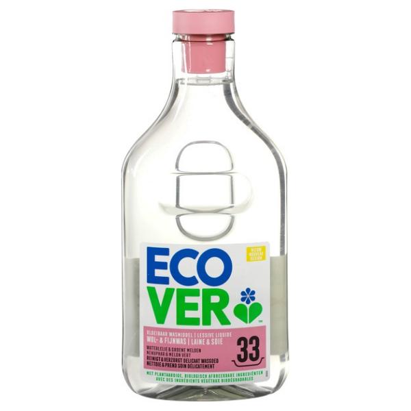 Υγρό Απορρυπαντικό για Μάλλινα & Ευαίσθητα Ρούχα, 1.5 λίτρο, Ecover