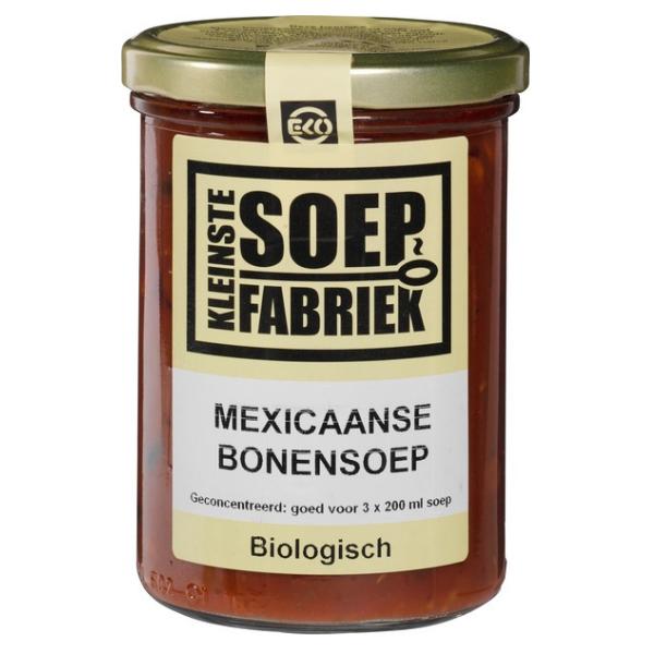 Βιολογική Σούπα Μεξικάνικη, 400 ml, Bio, SMALLEST SOUP FACTORY