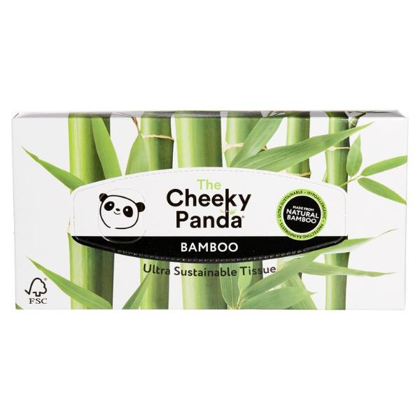 Οικολογικά Μαντηλάκια Προσώπου, 80 φύλλα, The Cheeky Panda