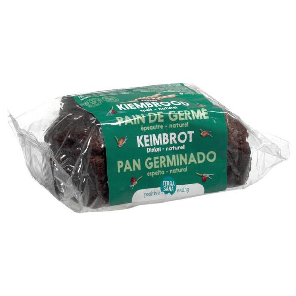 Βιολογικό Ψωμί Εσσαίων από Φυτρωμένο Σιτάρι, Άζυμο, 400 γρ., Bio, Terrasana