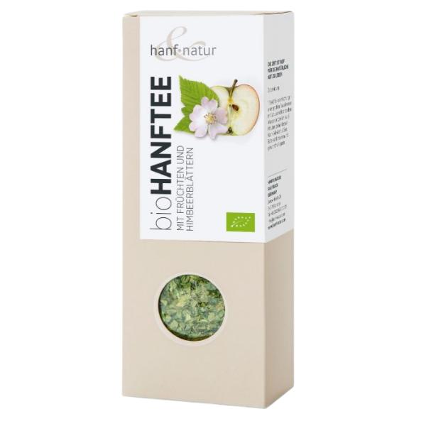 Βιολογικό Τσάι Κάνναβης με Φρούτα, 40 γρ., Bio, HANF NATUR