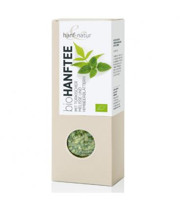 Βιολογικό Τσάι Κάνναβης με Βάλσαμο, 40 γρ., Bio, HANF NATUR