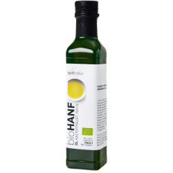Βιολογικό Σπορέλαιο Κάνναβης, 250 ml, HANF NATUR