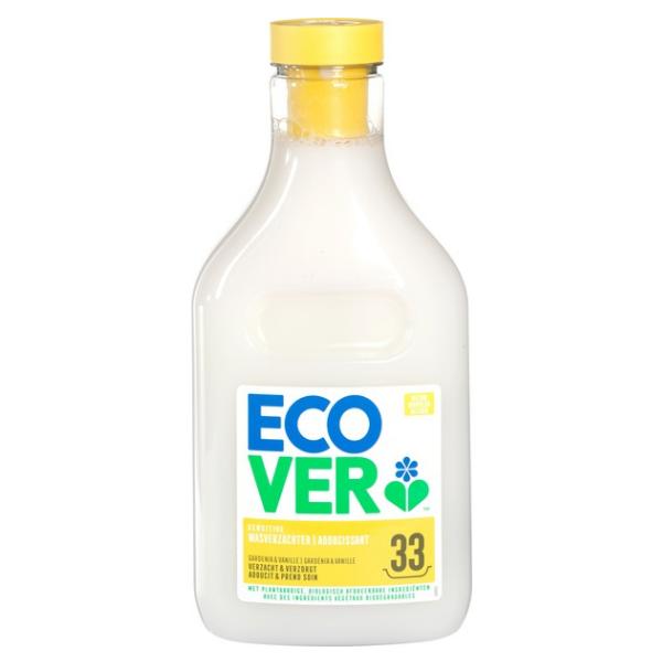 Μαλακτικό Ρούχων Γαρδένια Βανίλια, 1 ltr, Ecover