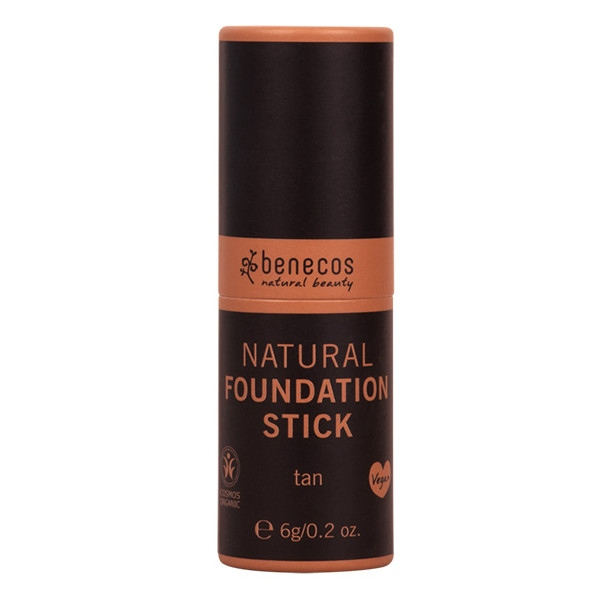 Foundation Stick Tan 6γρ, Benecos